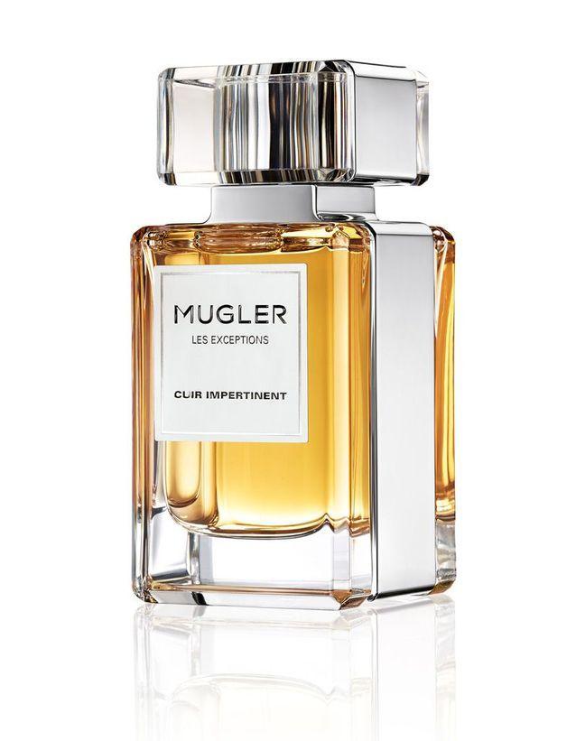 Cuir Les De Parfum ImpertinentMugler ExceptionsVaporisateur Eau Nn0wm8