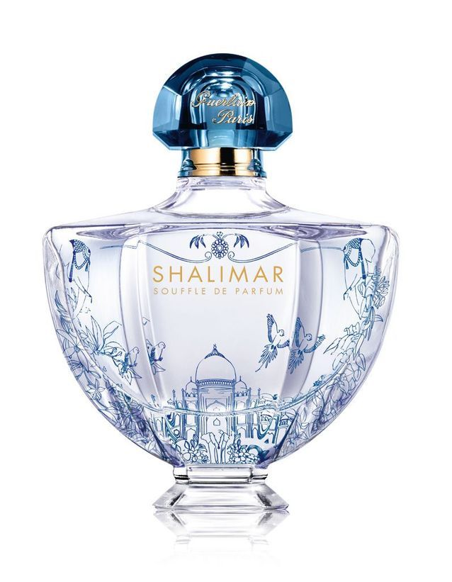 LimitéeGuerlain98€ Parfum Shalimar Les De Série Souffle Ml 50 OZXuwkilPT