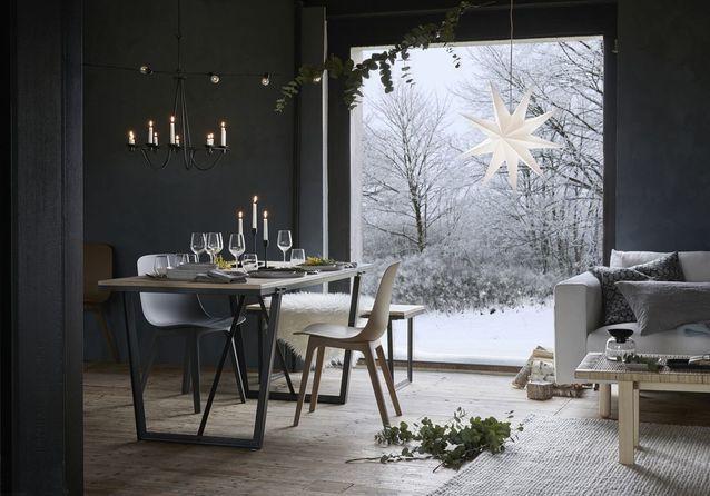 Ikea Idées Ambiance Déco NoëlUne Intimiste By Les 8wOPn0kX
