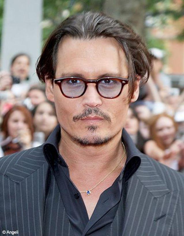 Lunettes Johnny Stars De Depp Elle Les gf7yYb6