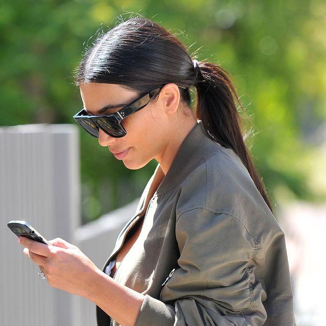 Les De Kim Elle Soleil Lunettes Kardashian Stars Des HID9bYeW2E