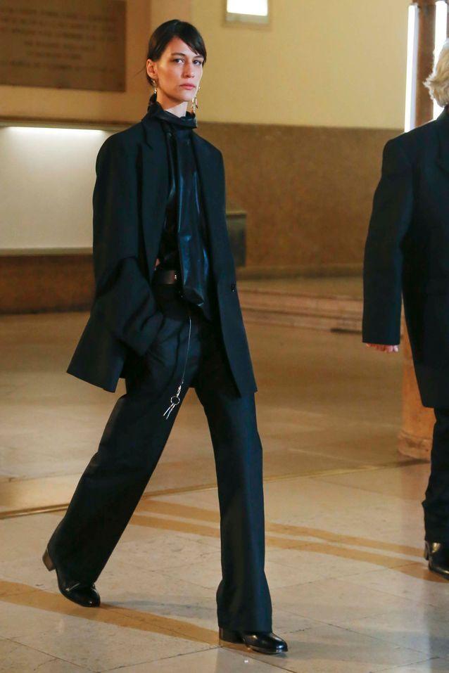 Bélier : le blazer oversize