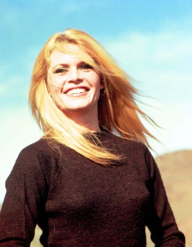 Brigitte Bardot balance