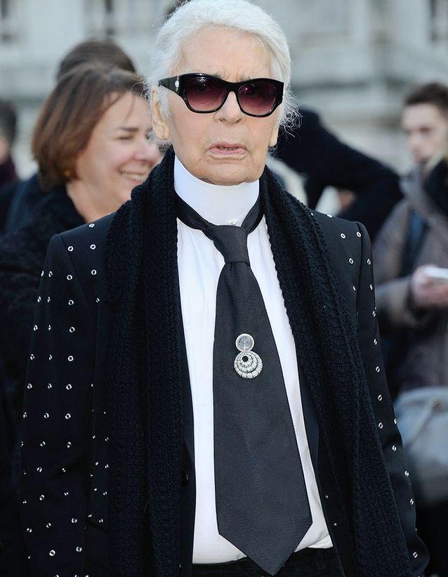 karl Lagerfeld Vierge