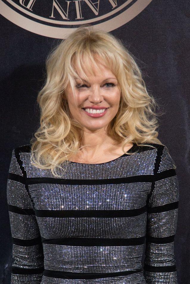 Pamela Anderson Cancer