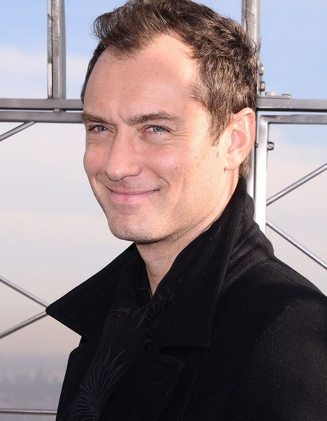 Jude Law Capricorne