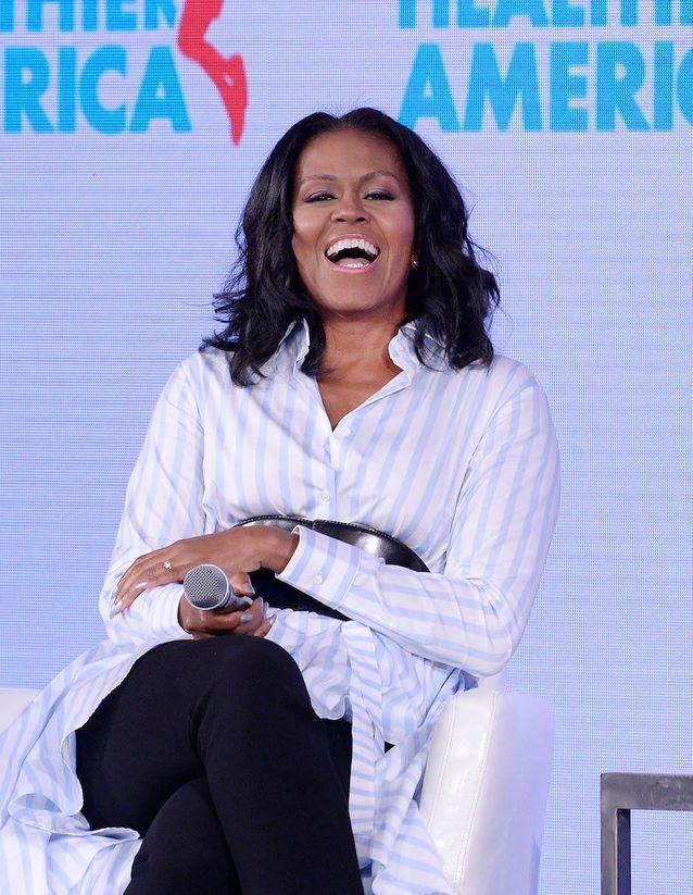 Michelle Obama Capricorne