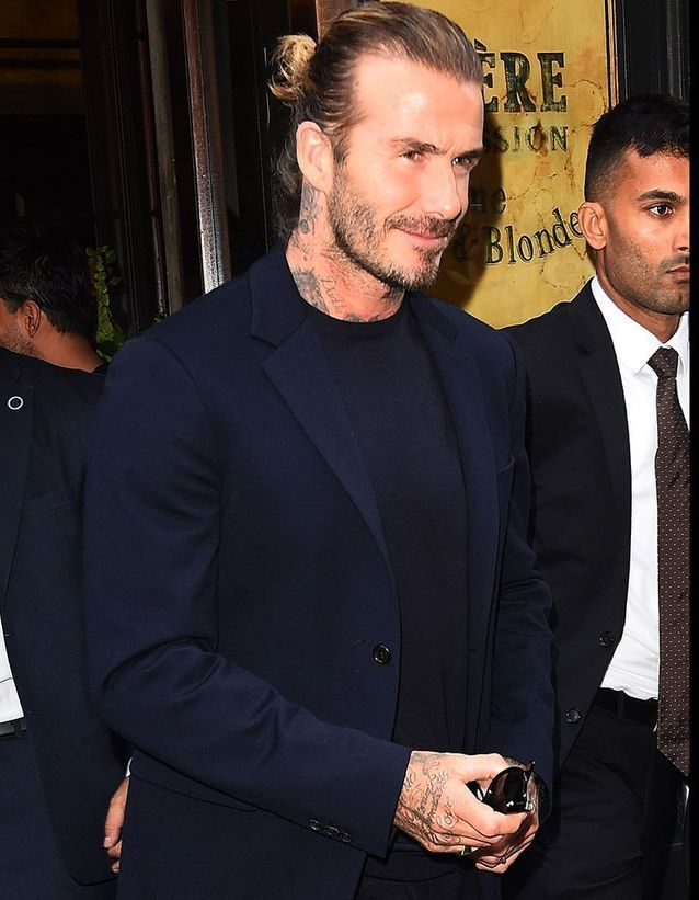 David Beckham Taureau