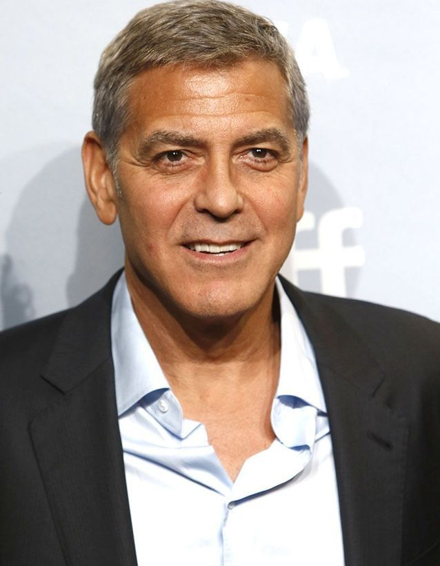 George Clooney Taureau