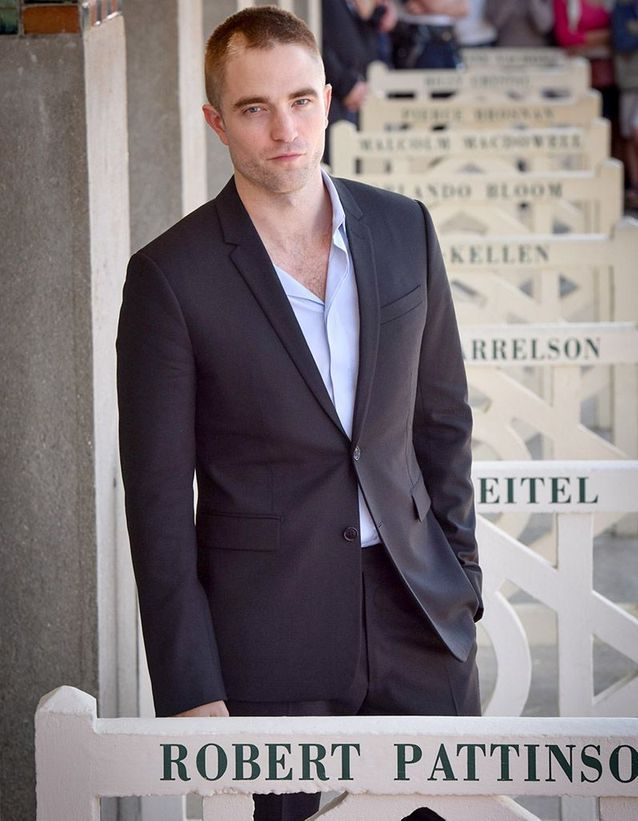 Robert Pattinson taureau