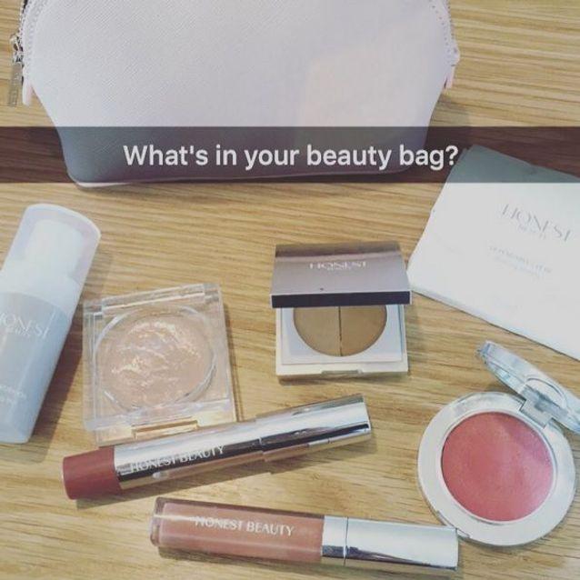 Le maquillage de Jessica Alba