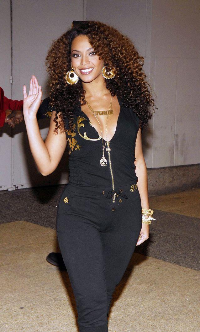 Beyoncé et ses boucles wild