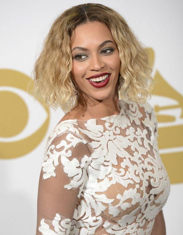 Beyoncé et son carré court