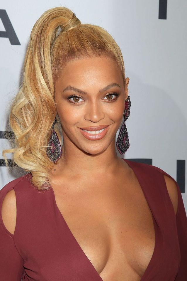 Beyoncé raffole de la queue-de-cheval haute