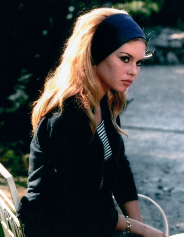 Le bandeau culte de Brigitte Bardot
