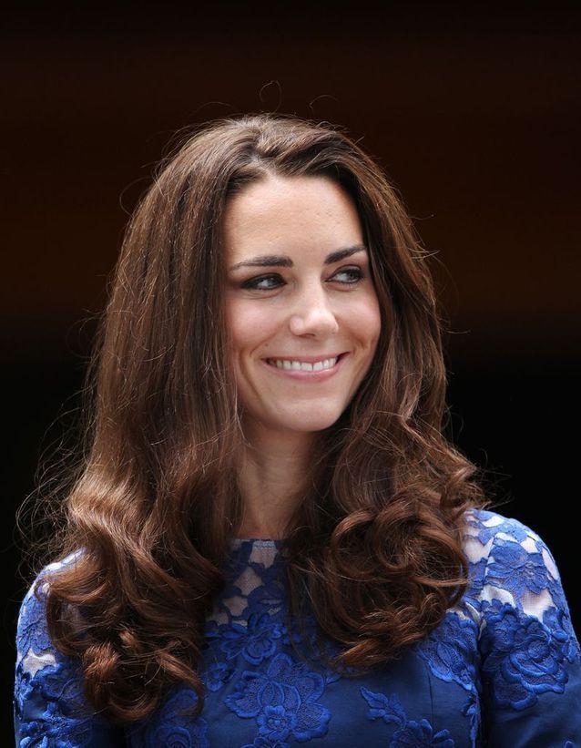 Boucle cheveux Kate Middleton