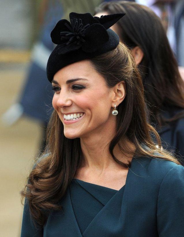 Coiffure événement Kate Middleton