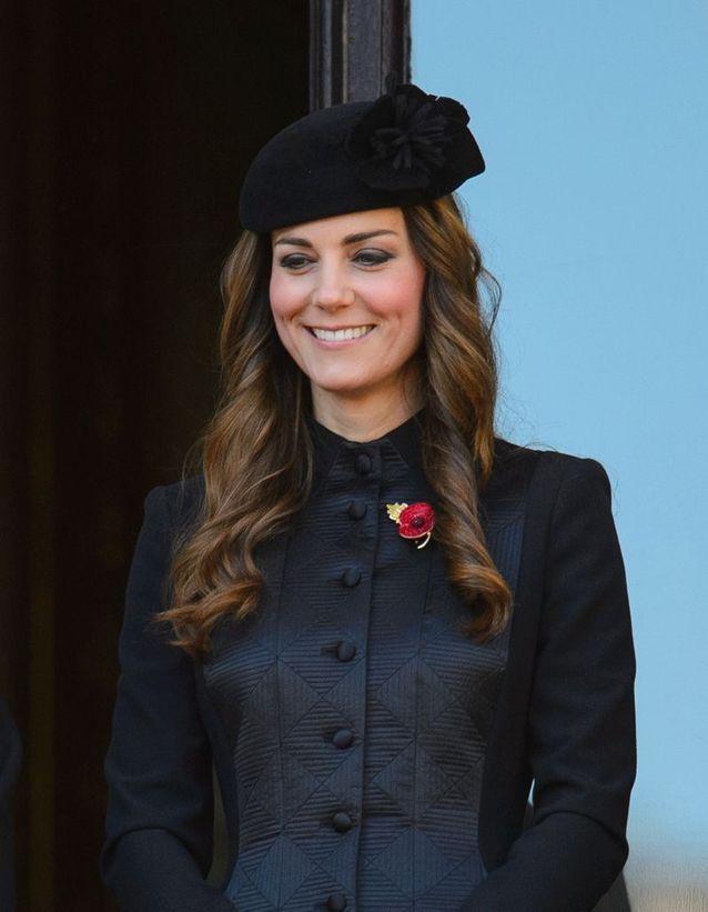 Coiffure Kate Middleton anglaise