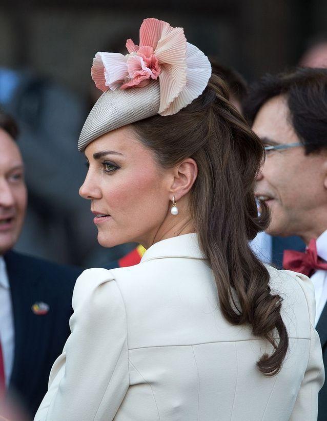 Coiffure Kate Middleton idée