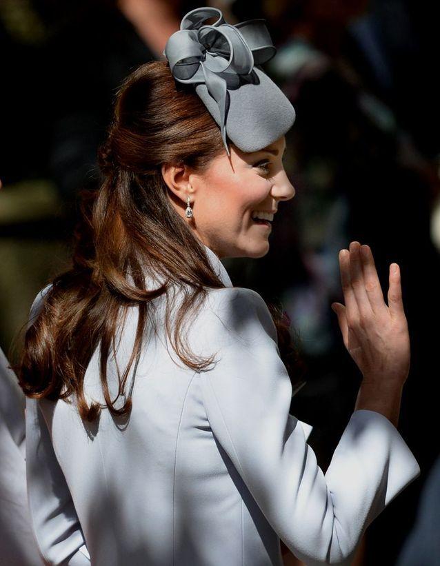 Coiffure Kate Middleton modèle