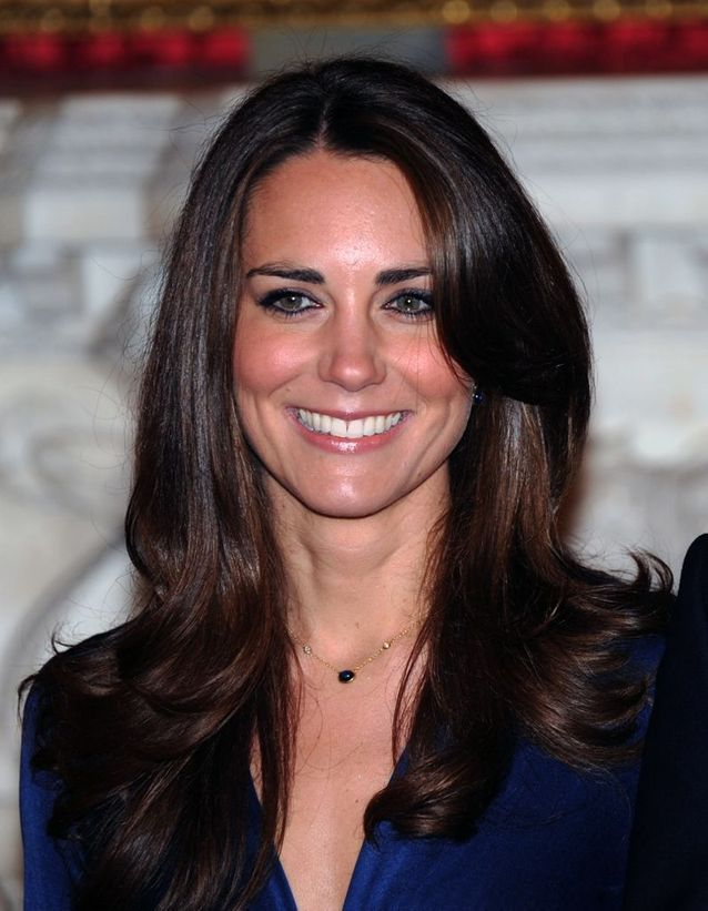 Coupe cheveux Kate Middleton
