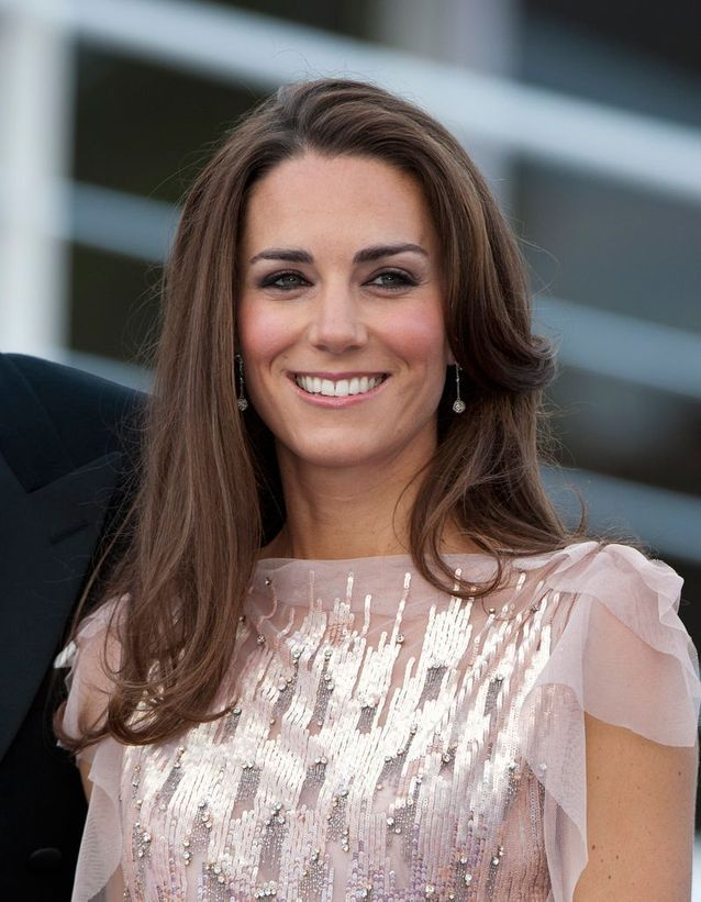 Coupe de cheveux Kate Middleton