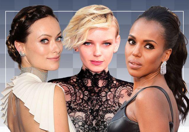 Oscars 2016 : qui était la mieux coiffée sur le tapis rouge ?
