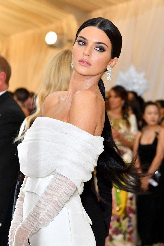 Le maquillage des yeux de Kendall Jenner au Met Ball 2018