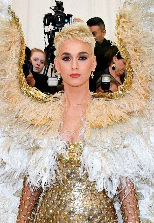 Katty Perry au Met Ball 2018