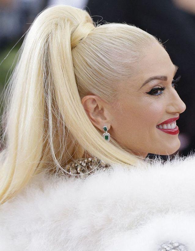 La queue haute de Gwen Stefani