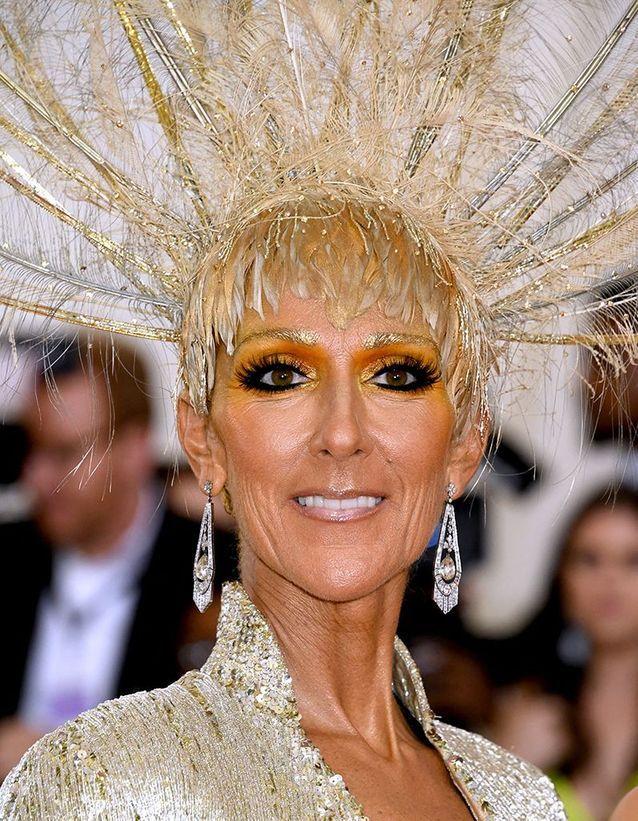 Le beauty look incroyable de Céline Dion au Met Ball 2019