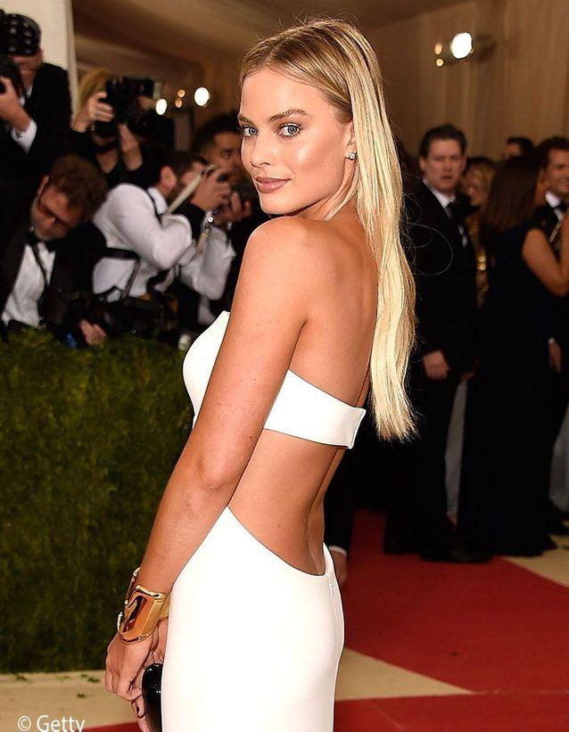 Le beauty look naturel de Margot Robbie