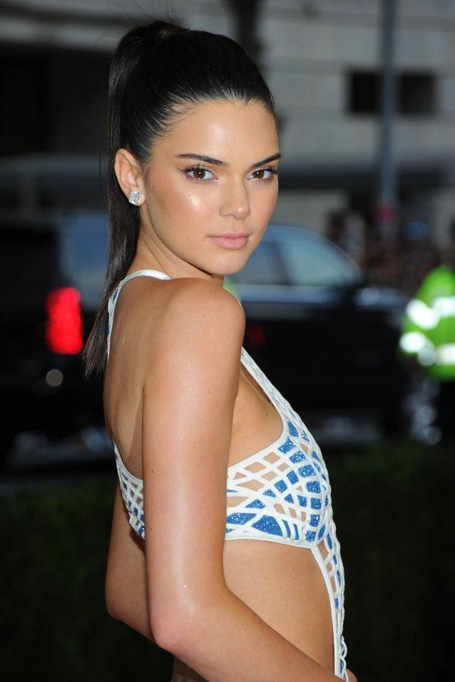 Le teint parfait de Kendall Jenner