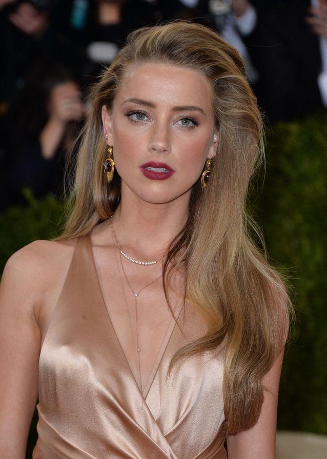 Les longueurs aériennes de Amber Heard