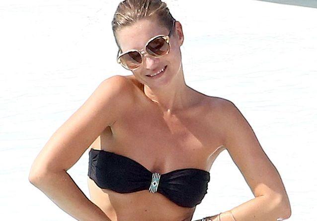 Quelle star a le plus beau ventre sur la plage ?