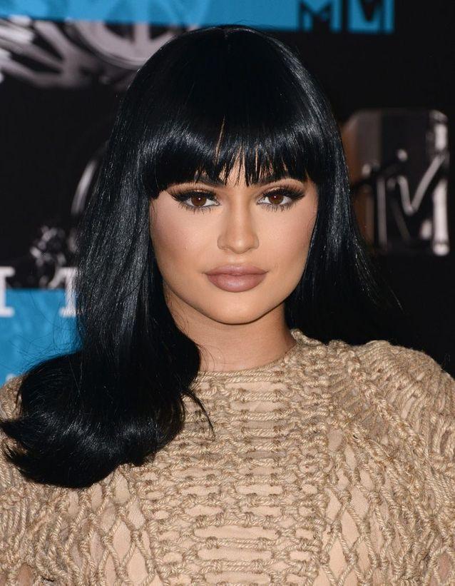 Kylie Jenner après son relooking extrême en 2015