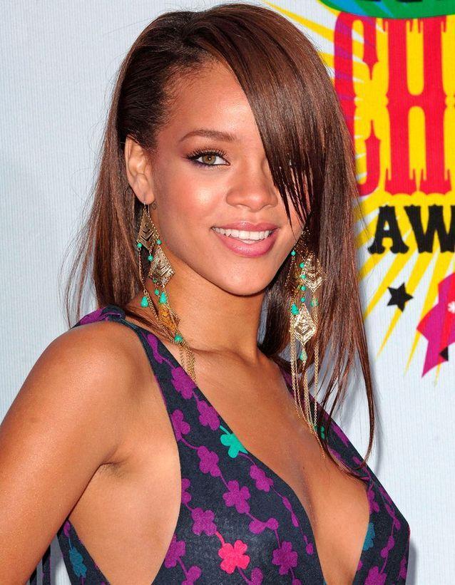Rihanna avant son relooking extrême en 2006