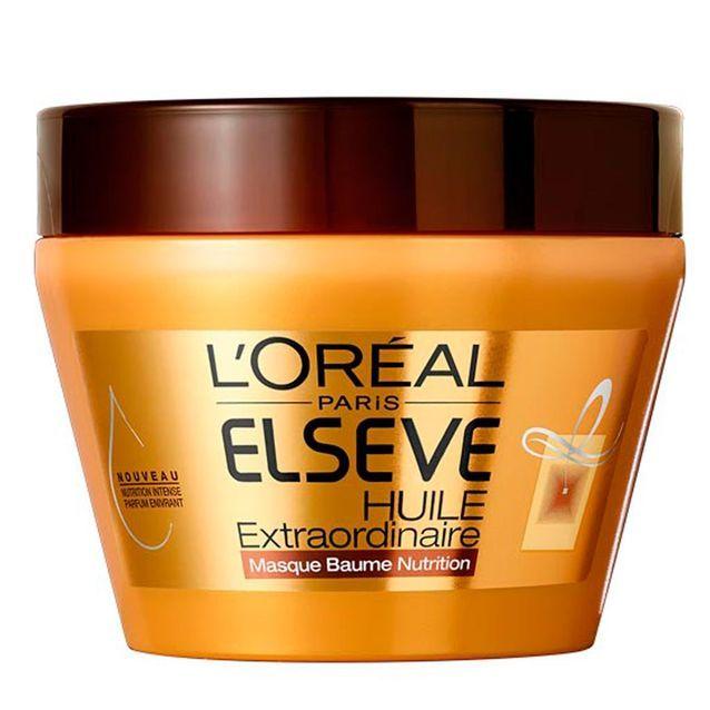 L'Oréal, Elseve Huile Extraordinaire Masque Baume Nutrition