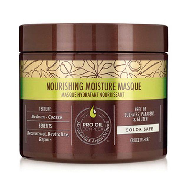 Macadamia, masque hydratant nourrissant
