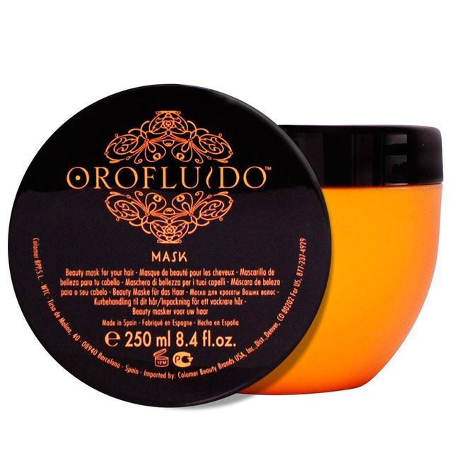 Orofluido, masque de beauté