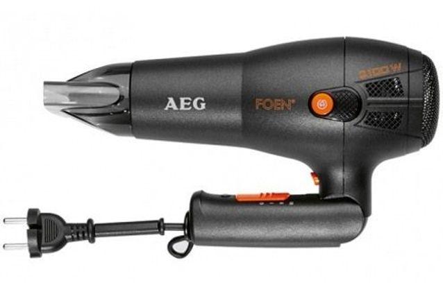 Sèche cheveux professionnel, AEG