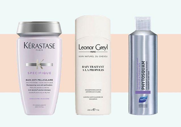8 shampoings antipelliculaires pour un réconfort capillaire