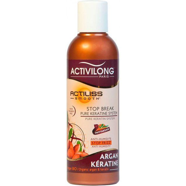 Actiliss Smooth, Stop Break Keratine System, Activilong