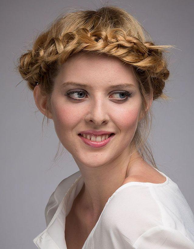 La couronne de tresse de L'Oréal Professionnel