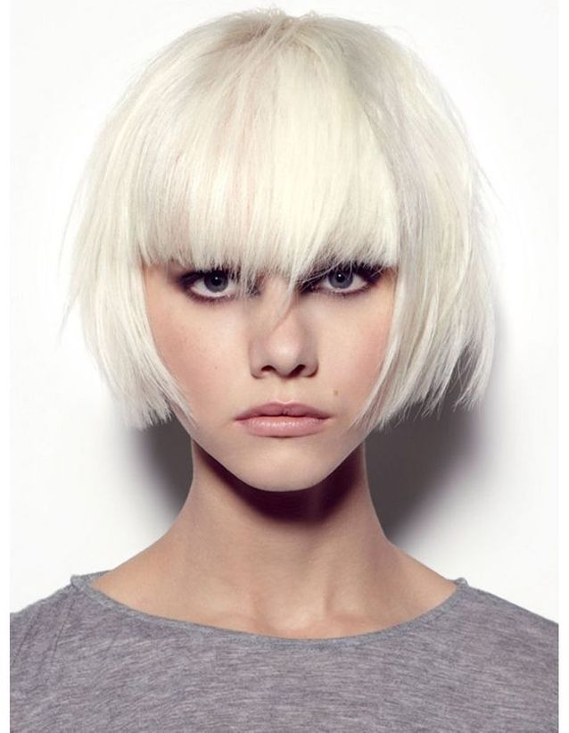 Coupe cheveux court carre