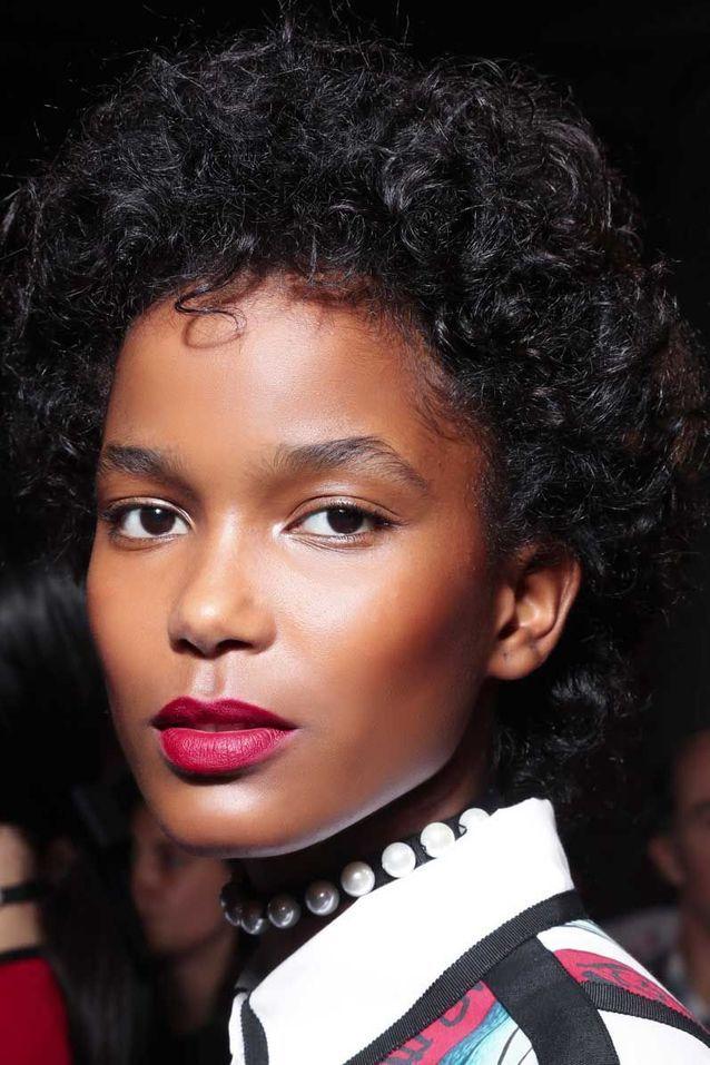 Cheveux Courts Bouclés Automne Hiver 2018 Les Plus Belles