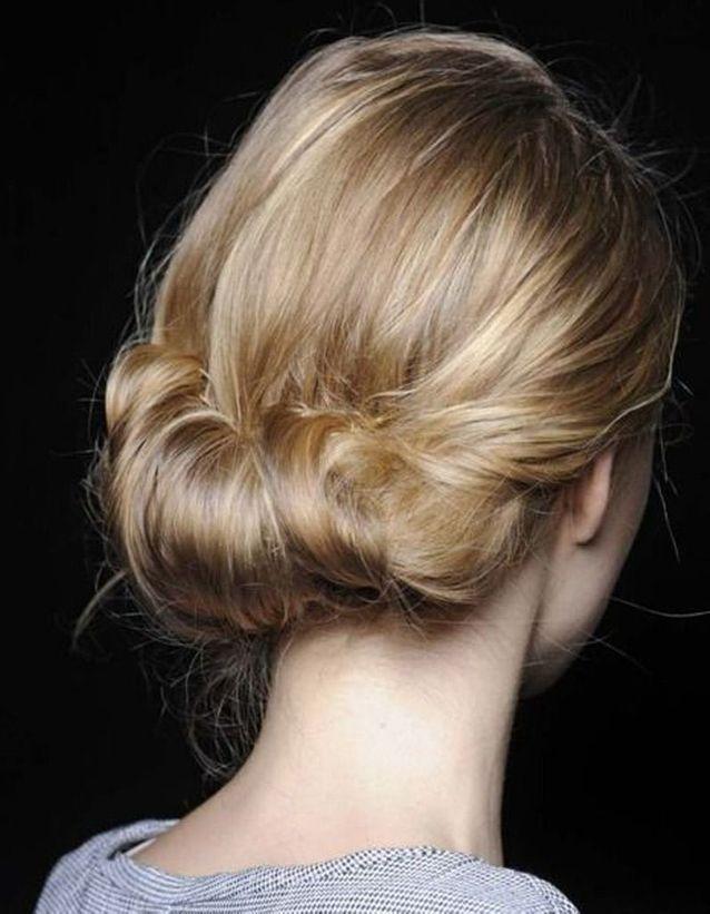 Coupe cheveux attachés tendance automne-hiver 2016