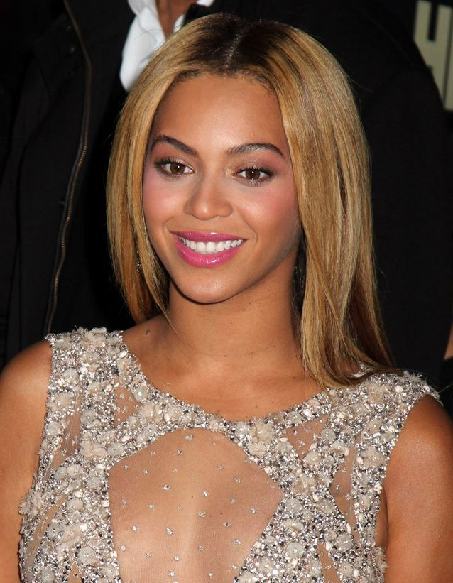 Beyoncé et son impeccable brushing