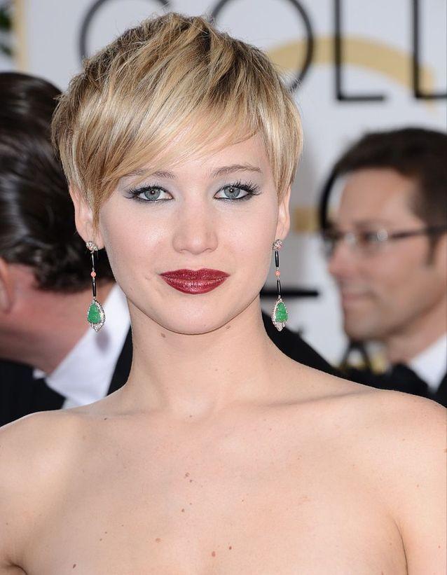 Jennifer Lawrence et son blond naturel