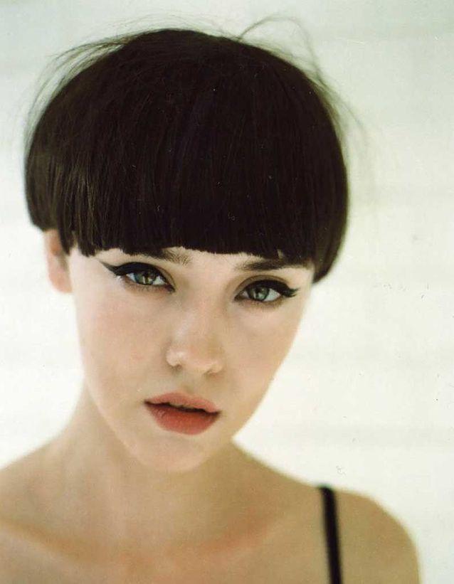 Coiffure cheveux fins et courts